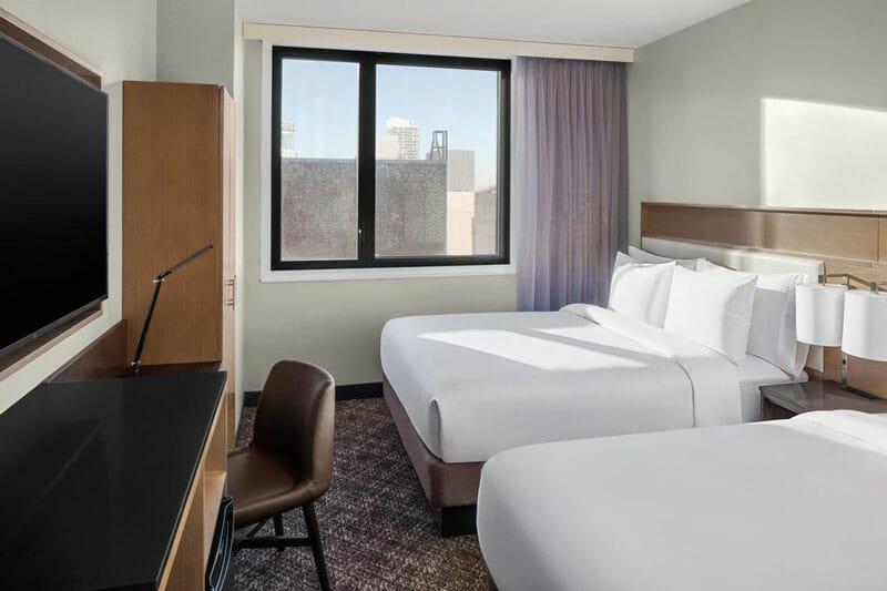 Alojamiento barato en Nueva York - Radisson Times Square