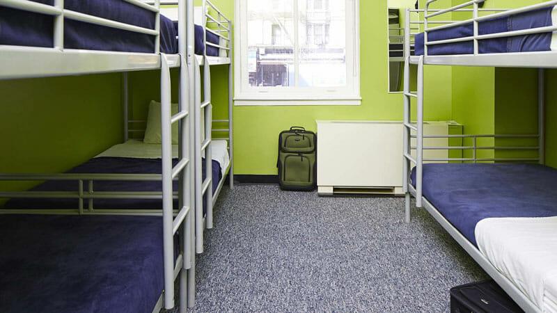 Dónde dormir barato en Manhattan - Hi NYC Hostel