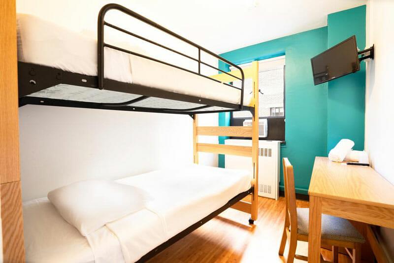 Dónde dormir barato en Manhattan - Hostel YMCA Vanderbilt