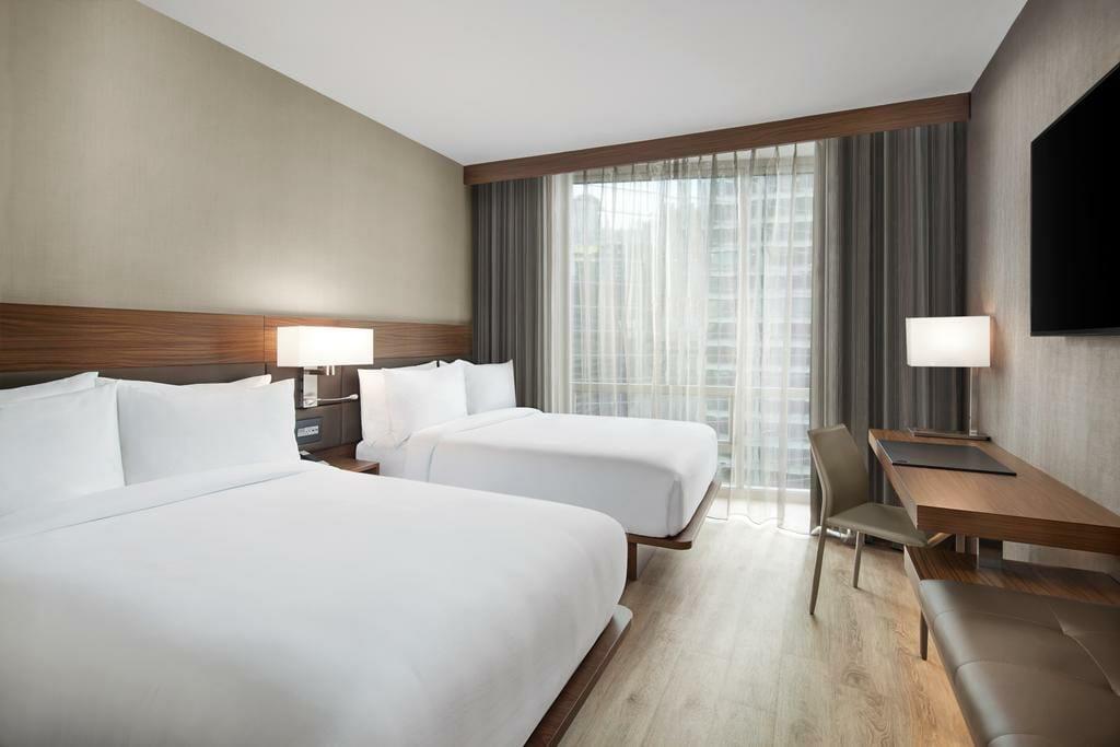 Dónde dormir barato en Nueva York - AC By Marriot Downtown