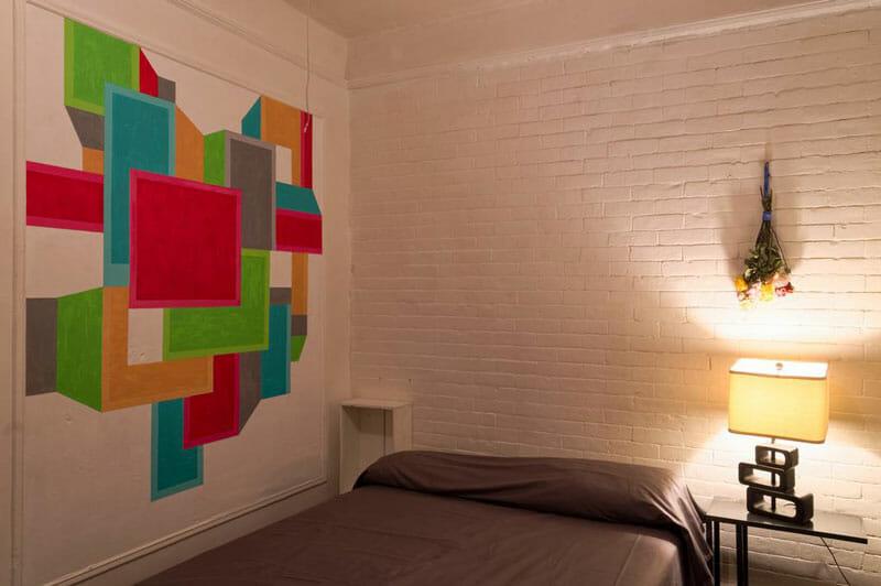 Hoteles baratos en Nueva York - Carlton Arms Hotel