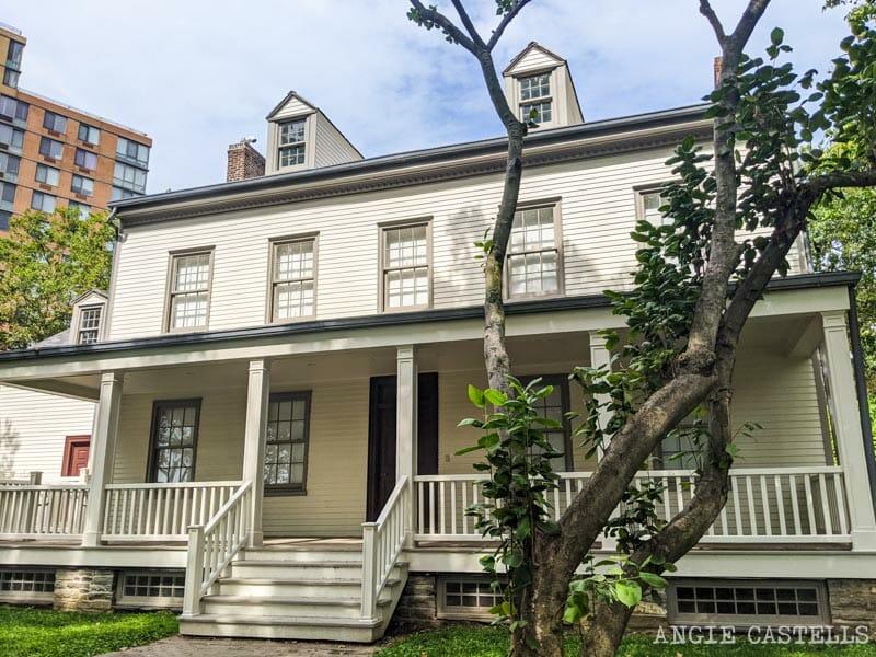 Qué ver en Roosevelt Island - Blackwell House