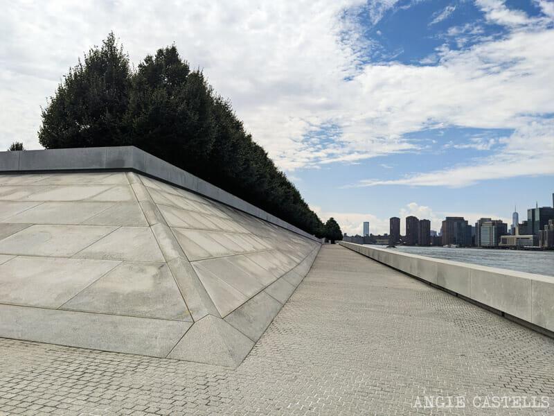 Qué hacer en Roosevelt Island - Visitar el Franklin D Roosevelt Park