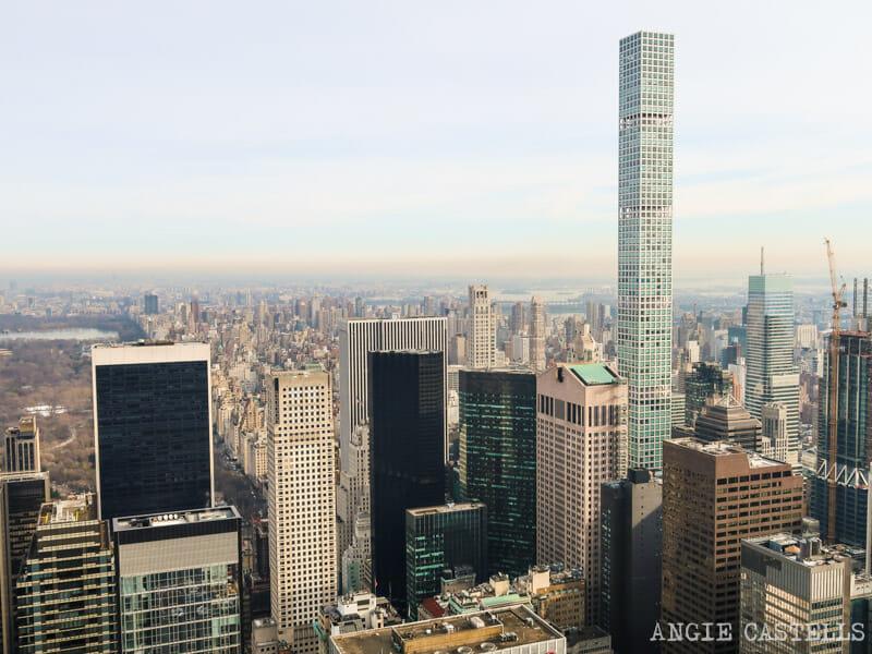 Rascacielos de la Billionaires Row en Nueva York - 432 Park Avenue