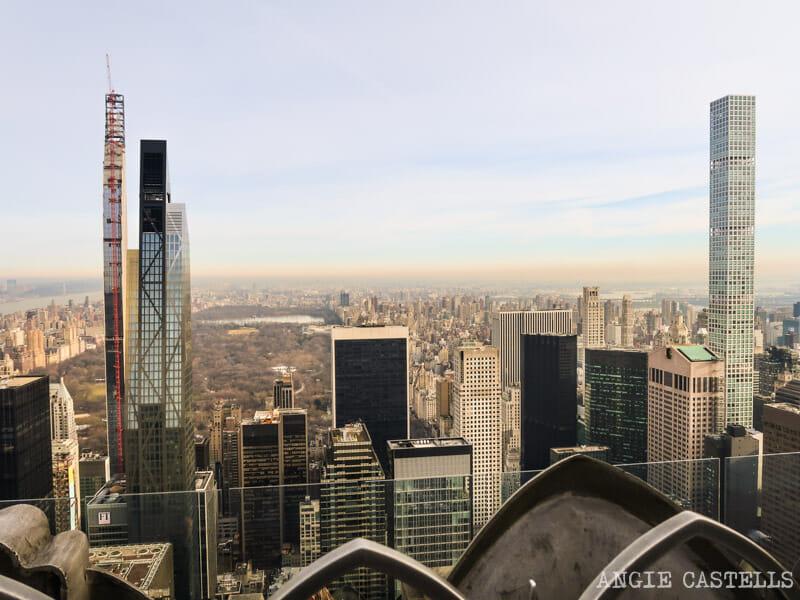 Rascacielos de la Billionaires Row en Nueva York - Steinway Tower, 53 West 53 y 432 Park Ave